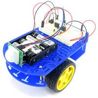 landing page guard robot