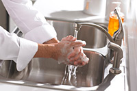 Careful hygiene, including hand washing, can prevent virus transmission and is one of the CDC recommendations in the Ebola outbreak.
