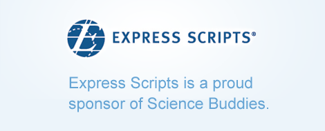Sponsor box for Express Scripts