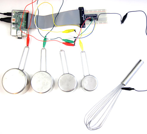 electronic drumset how to use a breadboard Ford Electronic Ignition Wiring Diagram at mifinder.co