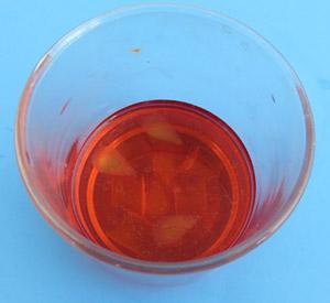 insulin jello in blood
