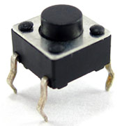 A pushbutton switch