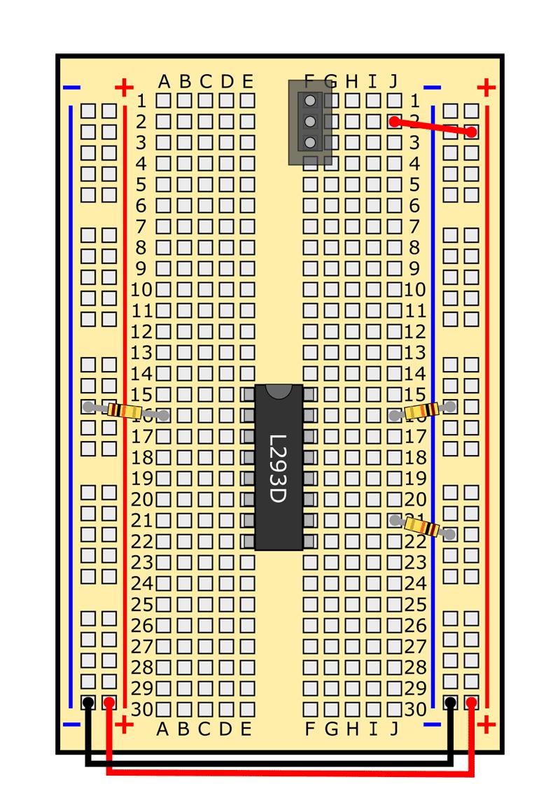 slideshow 8 obstacle avoiding robot circuit