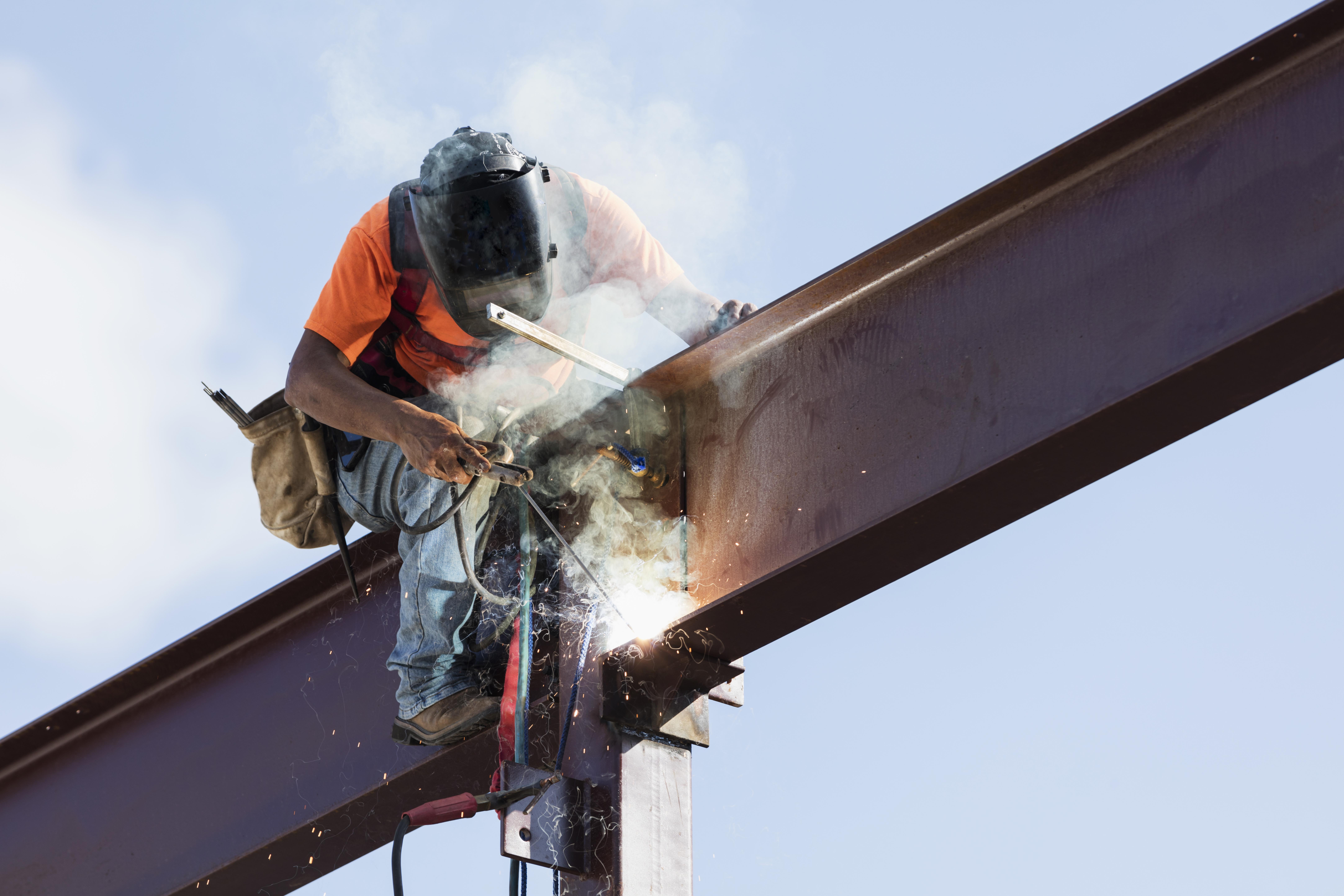 high rise welder