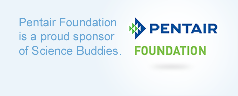 Sponsor box for Pentair Foundation