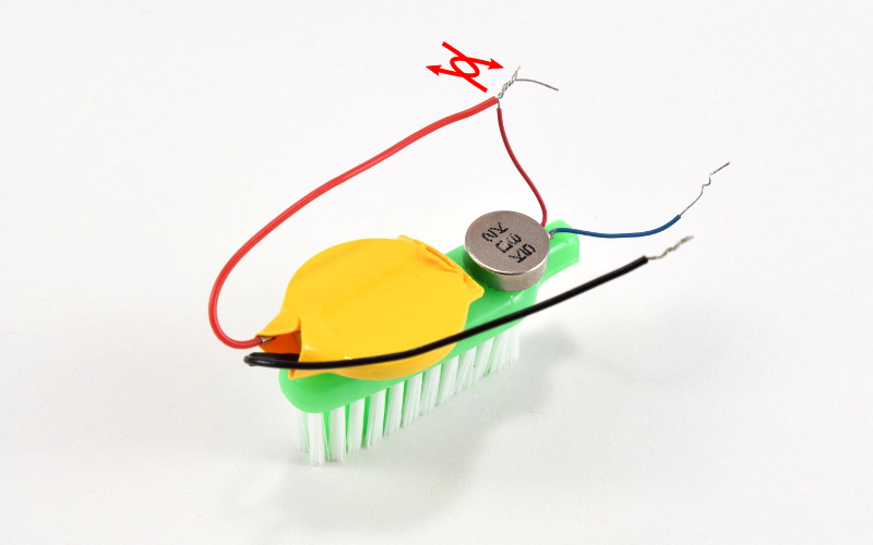 Racing Bristlebots: On Your Mark  Get Set  Go! | Science Project
