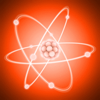 Physical Sciences; illustration of an atom