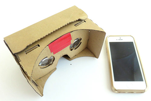 Cheap VR headsets and VR smartphone apps make virtual reality readily available.