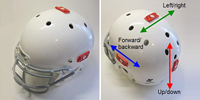 Safety science and football helmets