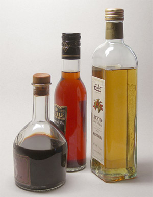 vinegars assorted