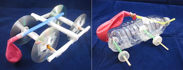 how to make air car