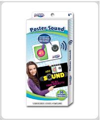 ArtSkills supplies poster sound