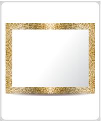 ArtSkills supplies glitter frame