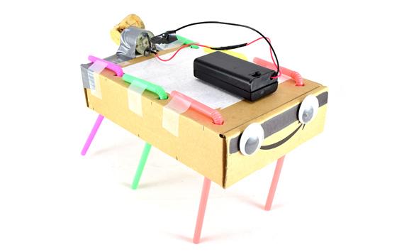 junkbot lesson plan