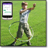 google science journal hula hoop physics