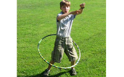 google science journal hula hoop physics thumbnail