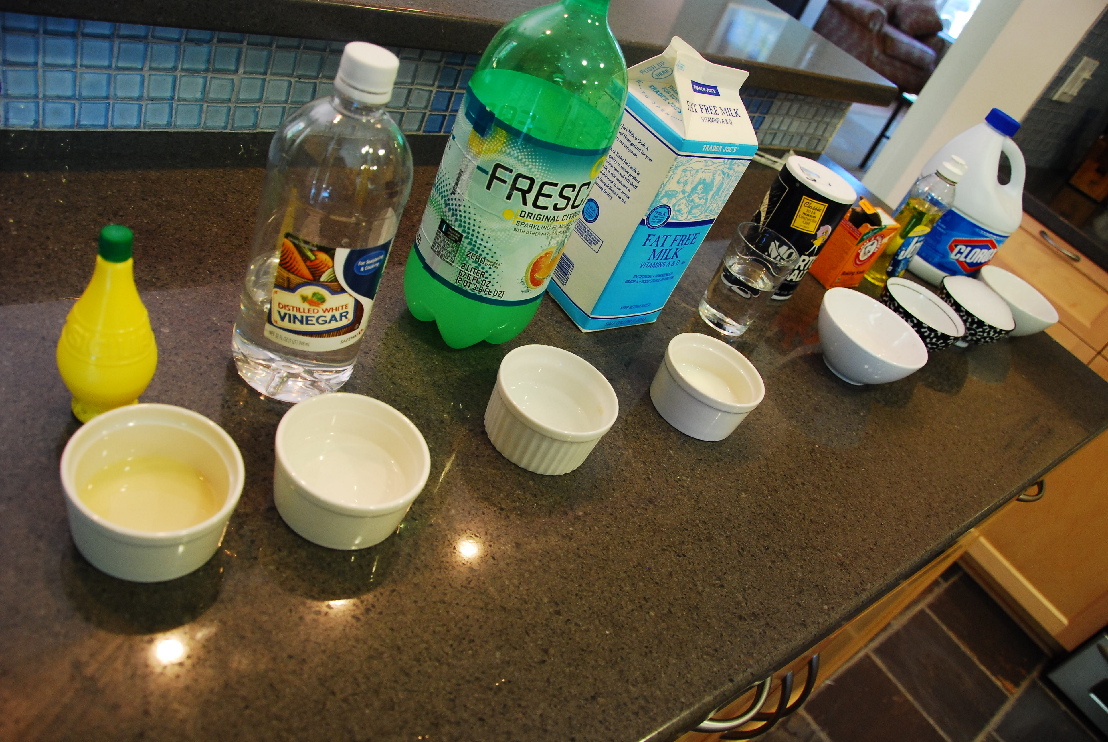 how to make ph paper at home