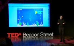 Mitch Resnick TEDx talk / Scratch/ Learning to Code