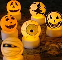 ping pong balls for halloween catapult science fun - Halloween Ping Pong Balls