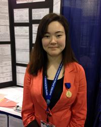 Valerie Sarge / Outstanding Mentor Award Recipient / 2012-2013 Science Buddies Ask an Expert forums