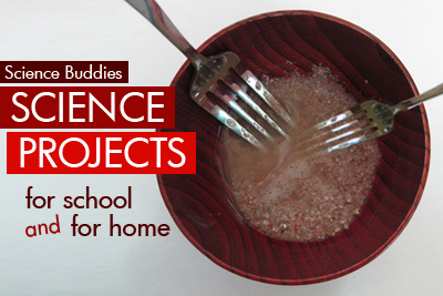 Weekly science activity spotlight / Colloids and Mixtures / family science