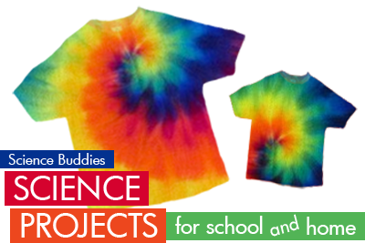 weekly science project idea home science activity spotlight tie dye