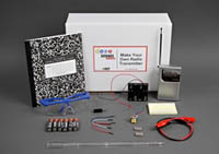 AM Radio Transmitter science project kit