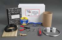 Crystal Radio Science Project Kit