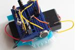 light-tracking robot