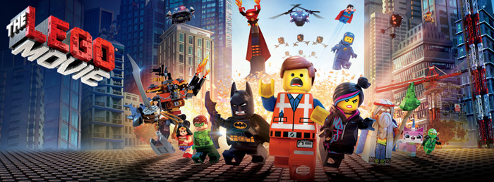 LEGO Movie downloadable social media cover from official site