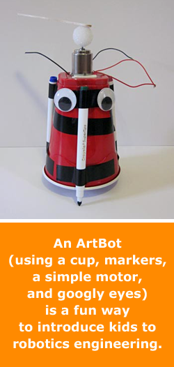 ArtBot robotics project