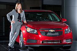 Mary Barra takes over as CEO of GM / inspiring girls in science and engineering