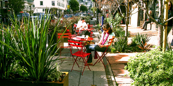 3868 24th Street Parklet (hosted by Martha Brothers)