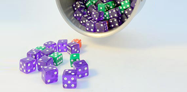 Superbugs dice activity for class exploration