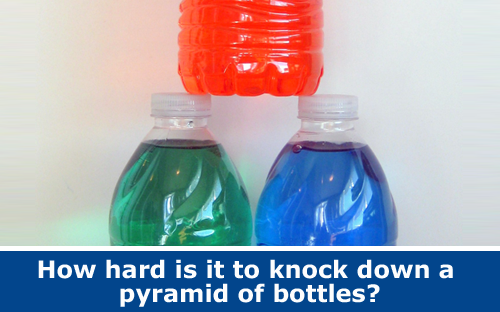 Carnival Games science / Hand-on STEM experiment