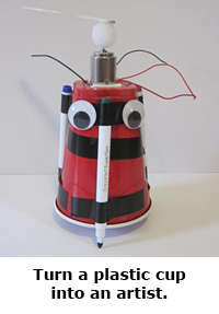 2014 Summer Science Guide: Art Bot Robotics Science Project