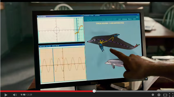 Dolphin Tale movie puts a spotlight on the engineering design process /screenshot from trailer