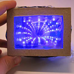 Eweek infinity mirror project
