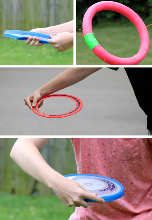 Fun Frisbee Science