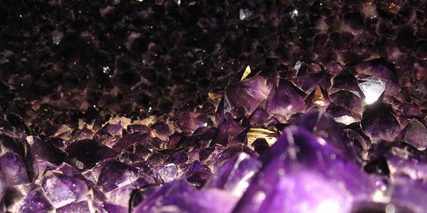 Geode inside