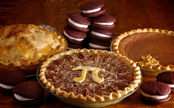 Pi Day photo / DennisWilkinson