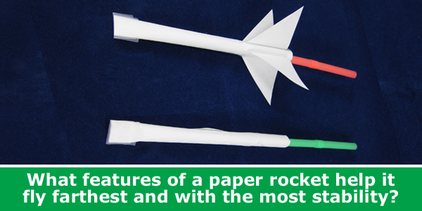 Best Paper Rocket Design