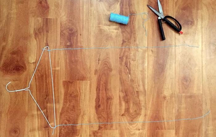 Sound Science with a String and a Hanger / Weekly STEM Activity