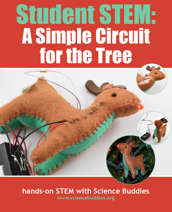 A Water Sensor Circuit for the Tree