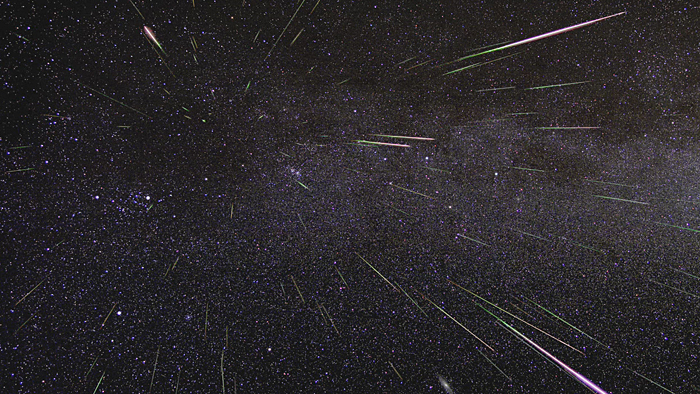 Stay Up for the Perseid Meteor Shower
