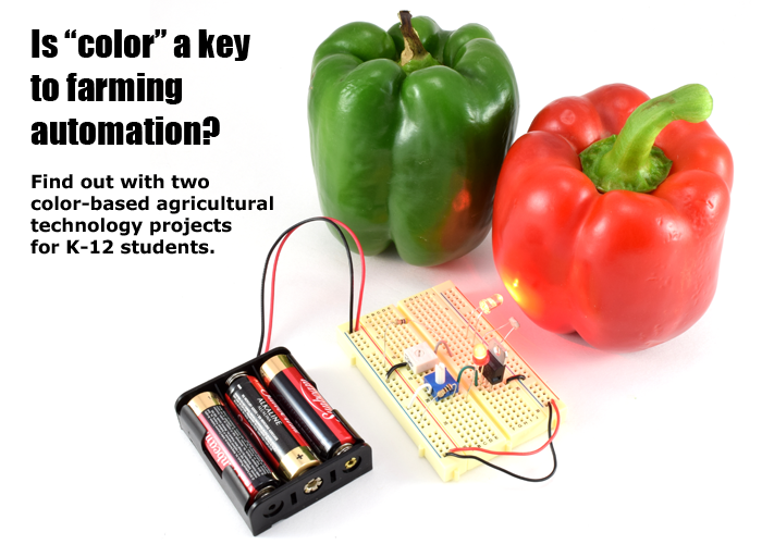 The Color Code - Improving Agriculture with Color-smart Technology