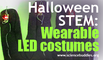 Halloween STEM / Wearable LED Costumes