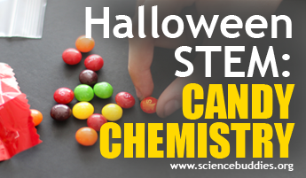 Halloween STEM / Candy Chromatography