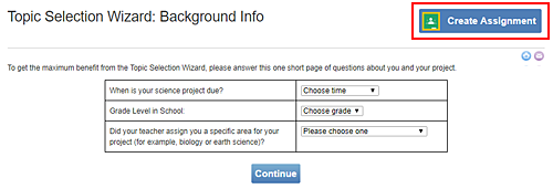 Google Classroom Integration / Create Assignment button on Topic Selection Wizard