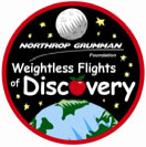 Northrop Grumman's Weightless Flights of Discovery